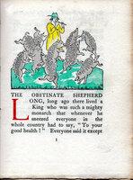 Three Stories for Children. by BURGESS, Margaret.