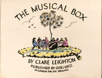 The Musical Box. by LEIGHTON, Clare.