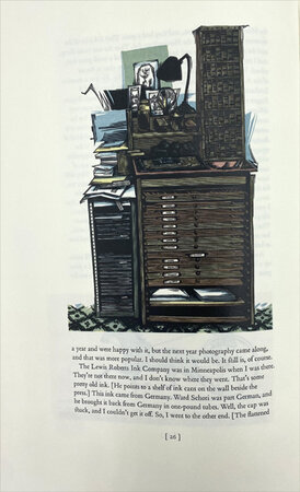 Emerson G. Wulling: Printer for Pleasure. by SCHANILEC, Gaylord.