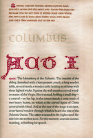 Christopher Columbus. by ALLEN PRESS. KAZANTZAKIS, Nikos.