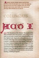 Christopher Columbus. by ALLEN PRESS. KAZANTZAKIS, Nikos.