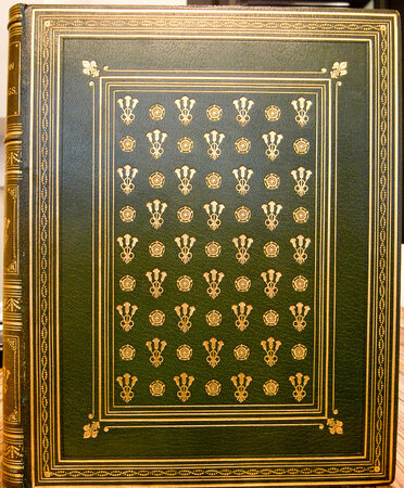 Eton Songs. by LEADENHALL PRESS & BINDING. AINGER, Arthur Campbell. MARSHALL, Herbert.