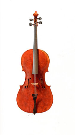 Antonio Stradivari, His Life and Work (1644-1737). by HILL, W. Henry, Arthur F. & Alfred E.
