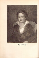 Harriet & Mary. Being the relations between Percy Bysshe Shelley, Harriet Shelley, Mary Shelley and Thomas Jefferson Hogg as shown in letters between them now published for the first time. by GOLDEN COCKEREL PRESS. SHELLEY.