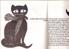 Another image of The Cat's Meow. by BAUER TYPE FOUNDRY TYPE SPECIMEN. STILLER, Günther.