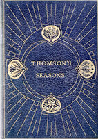 The Seasons. by RIVIERE BINDING. NONESUCH PRESS. THOMSON, James.