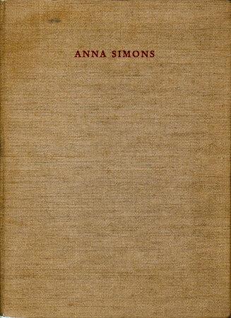 Anna Simons. by BREMER PRESSE. SIMONS, Anna.