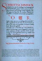 Anna Simons. by [BREMER PRESSE]. HOLSCHER, Dr. Eberhard.