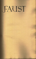 Faust. by BREMER PRESSE. GOETHE.