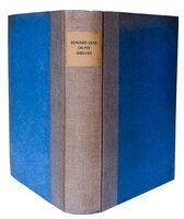 Edward Lear on My Shelves. by BREMER PRESSE. FIELD, William B. Osgood.