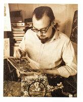 Mr. Derrick Harris (1919-1960). by FLEECE PRESS. BRETT, Simon.