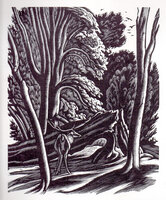 The Wood Engravings of Ethelbert White. by FLEECE PRESS. WHITE, Ethelbert. CHAPMAN, Hilary.