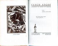 Clych Atgof. by GREGYNOG PRESS. EDWARDS, Owen.