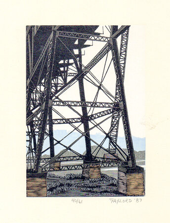 High Bridge 6 by SCHANILEC, Gaylord