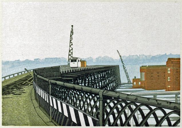 High Bridge 2 by SCHANILEC, Gaylord.