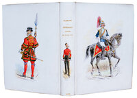 Londres comme je l'ai vu. by PAINTED BINDING by DRANER [Jules Jean George RENARD]. HUARD, Charles.