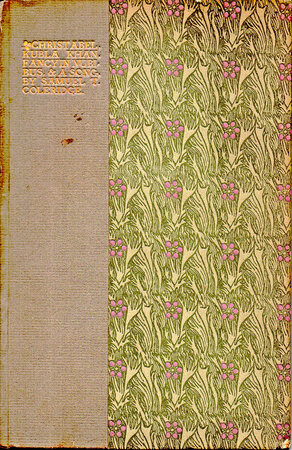 Christabel, Kubla Khan, Fancy in Nubibus and Song from Zapolya. by ERAGNY PRESS. PISSARRO, Lucien. COLERIDGE, Samuel Taylor.