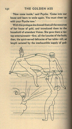 The Golden Ass. by LIMITED EDITIONS CLUB. APULEIUS. LINDSAY, Jack, trans. GOODMAN, Percival.