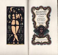 Against Women. A Satire. by GOLDEN COCKEREL PRESS. PETTS, John.