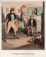 Cricket on the Hearth. by GOLDEN COCKEREL PRESS. DICKENS, Charles. THOMSON, Hugh.