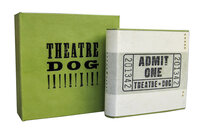 Theatre Dog. by ERI FUNAZAKI & DANNY FLYNN, book artists.