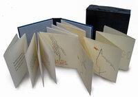 Finger Prints. by ERI FUNAZAKI & DANNY FLYNN, book artists.