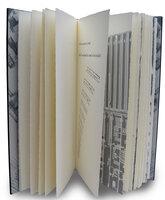 One & Two. by ERI FUNAZAKI & DANNY FLYNN, book artists and designer bookbinder.