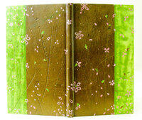 Textures of the Universe. by SAYAKA FUKUDA, designer bookbinder. VAUGHAN, Henry & Thomas.