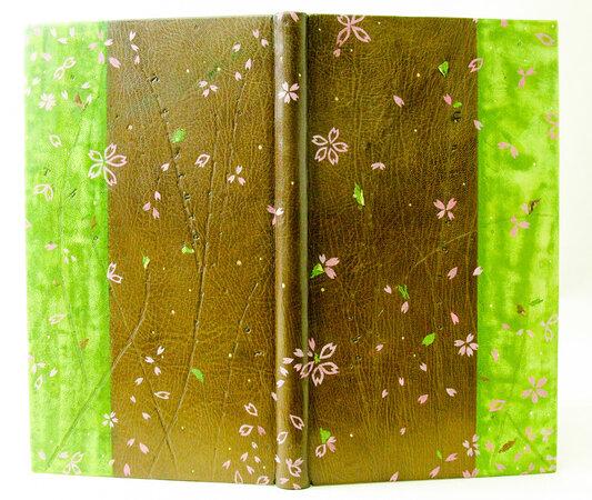 Textures of the Universe. by SAYAKA FUKUDA, designer bookbinder. VAUGHAN, Henry & Thomas.