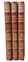 The Poems of Percy Bysshe Shelley. by VALE PRESS. SHELLEY, Percy Bysshe.