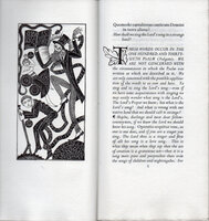 The Lord's Song. A Sermon by Eric Gill. by GOLDEN COCKEREL PRESS. GILL, Eric.