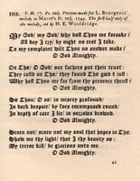 Hymns by Robert Bridges. by DANIEL PRESS. BRIDGES, Robert.