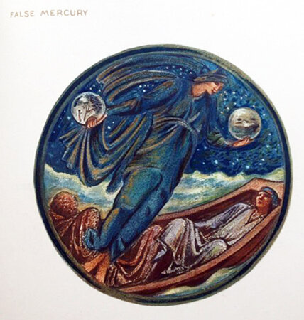 The Flower Book. Reproductions of Thirty Eight Watercolour Designs by Edward Burne-Jones. by BURNE-JONES, Edward.