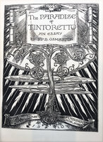 The Paradise of Tintoretto. An Essay. by PEAR TREE PRESS. OSMASTON, F.P.B.