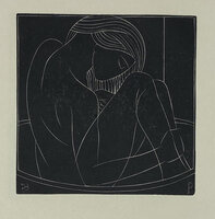 Wood-engravings. Being a selection of Eric Gill's engravings on wood. by GILL, Eric. S. DOMINIC'S PRESS.