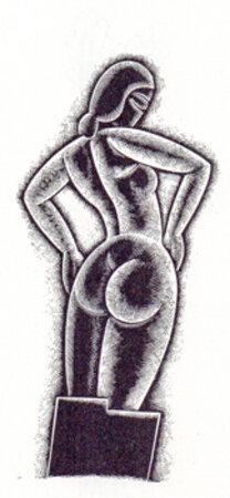 Engravings 1928-1933 by Eric Gill. by GILL, Eric.
