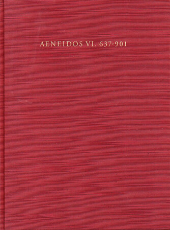 Aeneas in the World of the Dead. by KELLY WINTERTON PRESS. VIRGIL.