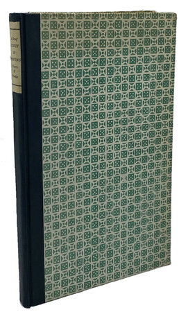 A Brief Survey of Printing History and Practice. by MORISON, Stanley. JACKSON, Holbrook.