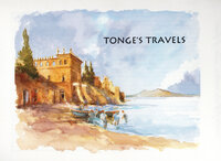 Tonge's Travels. by OLD SCHOOL PRESS. TONGE, George. WATTS, John. GIDNEY, Patricia.