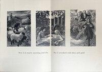 Four Poems for Christmas. by PAULINUS PRESS. BRETT, Simon. BRAYBROOKE, Neville.