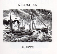 Newhaven Dieppe. Recollections and some history of the Town of Dieppe. by PREVIOUS PARROT PRESS. MARTIN, Frank.