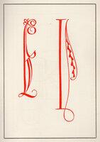 An Alphabet of Decorative Initials. by GRABHORN PRESS. GRABHORN, Edwin & Robert.