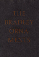Experiments with the Bradley Combination Ornaments. by ADAGIO PRESS. BAHR, Leonard F.