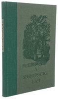 A Shropshire Lad. by TERN PRESS. HOUSMAN, A.E. PARRY, Nicholas.