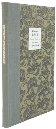 A Concise Treatise on the Art of Angling. by TERN PRESS. BEST, Thomas. PARRY, Nicholas.