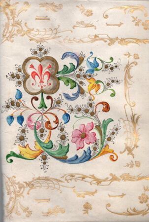 The Greatest Thing in the World: An Address. by ITALIAN DECORATIVE BINDING. [DRUMMOND, Henry].