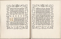 A Prayer for a Wedding. by PRESS OF THE WOOLLY WHALE. HOLMES, John Haynes.