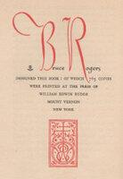 Peronnik the Fool. by ROGERS, Bruce. MOORE, George.