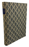 The Life of Benvenuto Cellini Written by Himself. by OFFICINA BODONI. KREDEL, Fritz. CELLINI, Benvenuto.