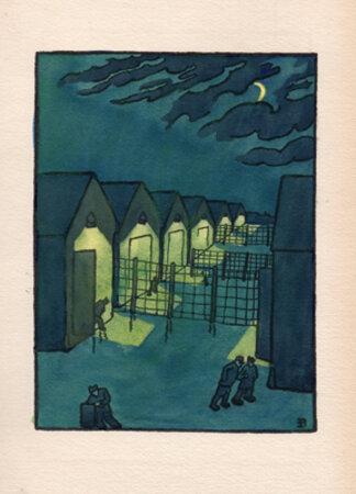 Images de la Vie des Prisonniers de Guerre. by BOUCHER, E.L. MEUNIER, Mario. MAC ORLAN, Pierre.